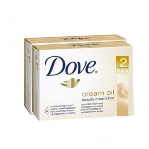Dove Cream Oil 2x100 gr