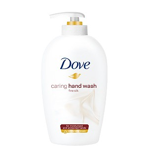 Dove Fine Silk 250 ml