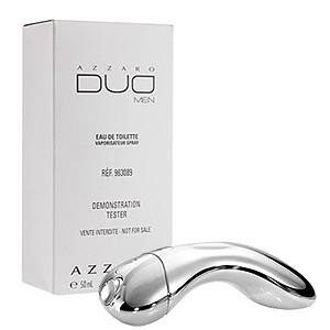 Azzaro Duo Men Tester 50 ml