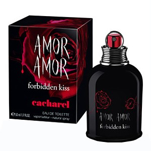 Cacharel Amor Amor Forbidden Kiss 50 ml