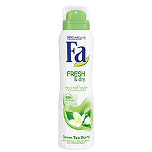 Fa Fresh & Dry - Green Tea