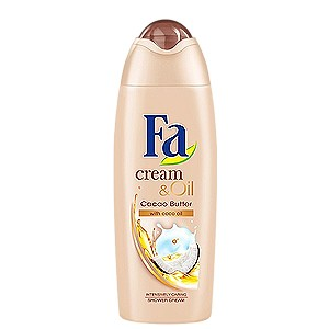 Fa Cream & Oil - Cacao Butter & Coco Oil