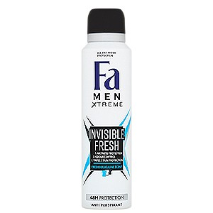 Fa Men Xtreme Invisible Fresh