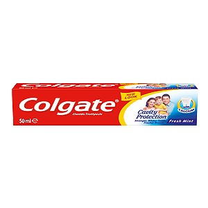 Colgate Cavity Protection
