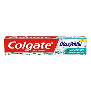 Colgate Max White  - Crystal Mint 75 ml