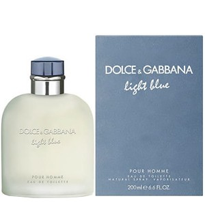 Dolce&Gabbana Light Blue Pour Homme 200 ml