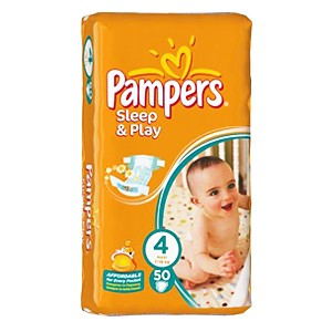 Pampers Sleep & Play 4