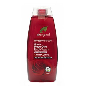 Dr. Organic Rose Otto 250 ml