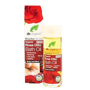 Dr. Organic Rose Otto 100 ml