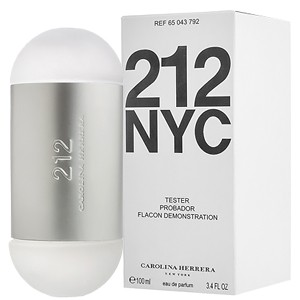 Carolina Herrera 212 Tester 100 ml