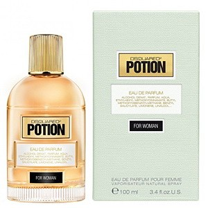 Dsquared2 Potion For Woman 100 ml