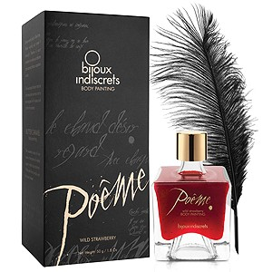 Bijoux Indiscrets Poeme - Wild Strawberry