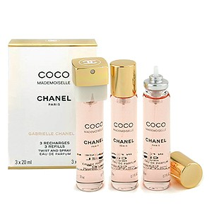 Chanel Coco Mademoiselle 3x20 ml