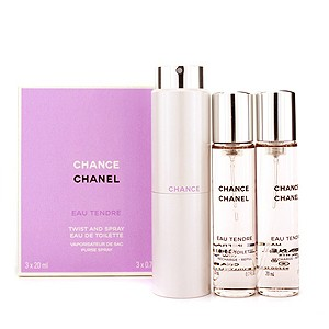 Chanel Chance Eau Tendre 3x20 ml