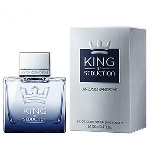 Antonio Banderas King of Seduction 100 ml