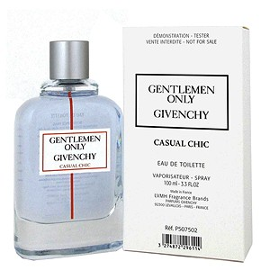 Givenchy Gentlemen Only Casual Chic Tester 100 ml