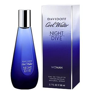 Davidoff Cool Water Night Dive Woman 80 ml