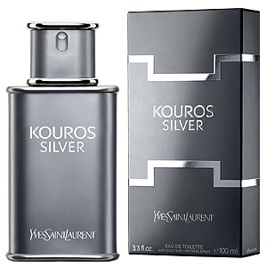 Yves Saint Laurent Kouros Silver 100 ml