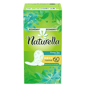 Naturella Green Tea - Normal