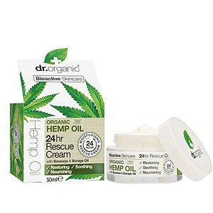 Dr. Organic Hemp Oil