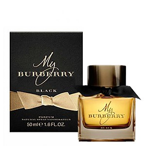 burberry my burberry black parfum 50 ml pentru femei parfumuri parfum mania. Black Bedroom Furniture Sets. Home Design Ideas