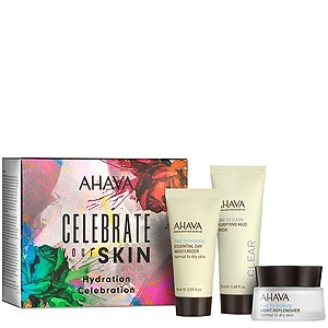 Ahava Hydration Celebration
