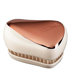 Tangle Teezer Compact Styler - Rose Gold Ivory