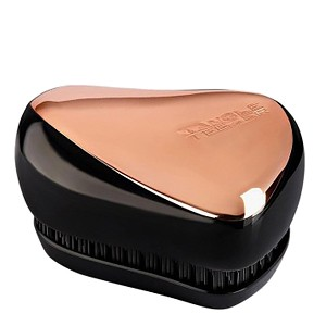 Tangle Teezer Compact Styler - Rose Gold Black