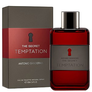 Antonio Banderas The Secret Temptation