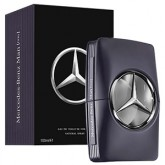 Mercedes-Benz Mercedes-Benz Man Grey