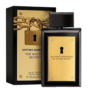 Antonio Banderas The Golden Secret 200 ml