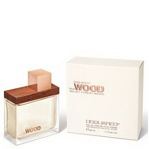 Dsquared2 She Wood Velvet Forest 30 ml