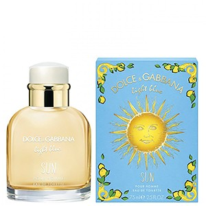 Dolce&Gabbana Light Blue Sun Pour Homme 75 ml