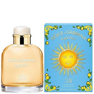 Dolce&Gabbana Light Blue Sun Pour Homme 125 ml
