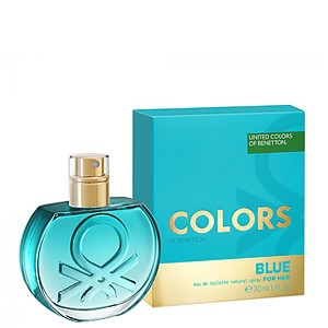 Benetton Colors De Benetton Blue 30 ml