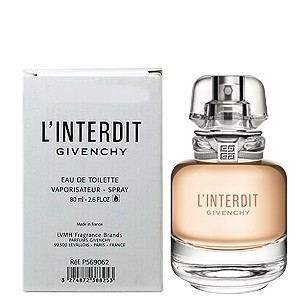 Givenchy L'Interdit Tester 80 ml
