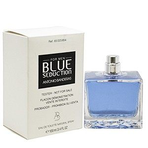 Antonio Banderas Blue Seduction For Men Tester 100 ml